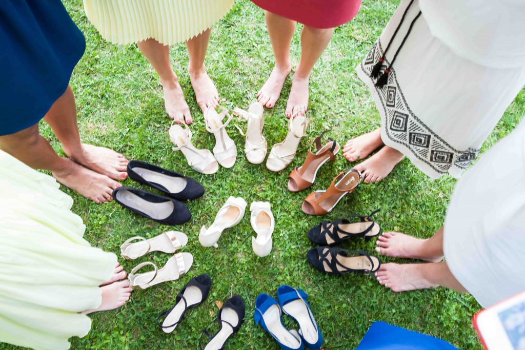 Photo Groupe pieds