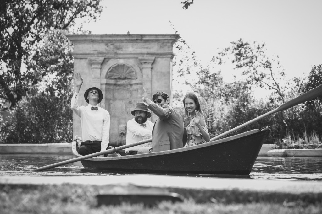 Groupe boat