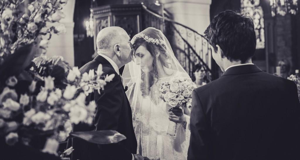 Eglise mariée